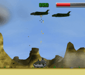 Hra - Battle Tank Desert Mission