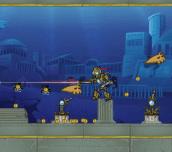 Hra - Atlantis Defender