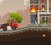 Hra - Firefighters Rush