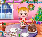 Hra - Baby Hazel Christmas Time