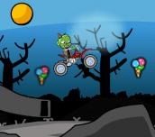 Hra - Zombie Baby Biker