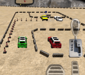 Hra - Vehicles Parking