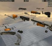 Hra - Gun Disassembly
