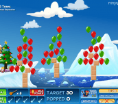 Hra - Bloons 2 Christmas Expansion