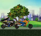 Hra - Gotham race