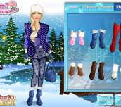Hra - Fashion Studio Winter Outfit