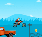 Hra - Extreme Bike Stunts
