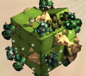 Hra - A Mazing Monk