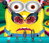 Hra - Minion Patient Nose Doctor