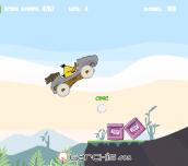 Hra - Angry Birds car revenge