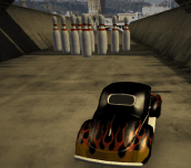 Hra - Hot Rod Bowling