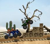 Hra - Desert ATV Challenge