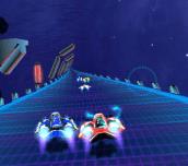 Hra - Future Race