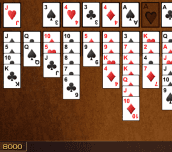 Hra - Forty Thieves Solitaire