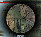 Hra - The Sniper