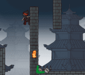 Hra - Lil Red Kunoichi