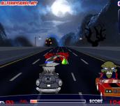 Hra - Halloween Ride