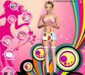 Hra - Britney Spears 3D