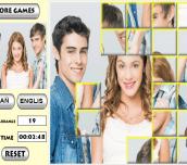 Hra - Violetta Tomas And Leon Puzzle