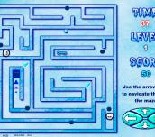 Hra - Abominaball Snow Maze