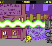Hra - Alien booya