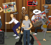 Hra - One Direction Crazy Dancing