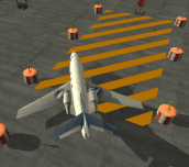 Hra - Park it 3D Airplanes