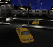 Hra - Airport Taxi Parking