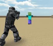 Hra - Zombie Raider