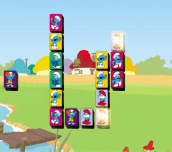 The Smurfs Mahjong
