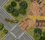 Hra - Timber Lorry Driver 2