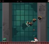 Gun Fox vs. Monster Boss