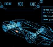 Hra - Lamborghini Ferruccio Tuning