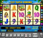 Slot super banana