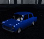 Hra - Trabi Driver