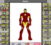 Superhero Creator