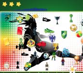 World Cup Football Hidden Objects