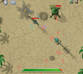 Hra - Desert force