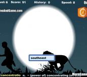 Hra - Lion Typing