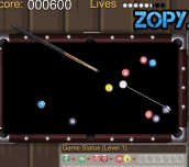 Hra - Power billiards