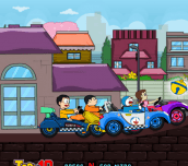 Hra - Doraemon Stree Race