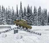 Hra - Winter Tank Strike