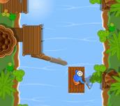 Hra - Rafting Game