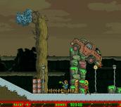 Hra - Across Zombieland