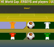 Hra - The World Cup Jerseys And Players