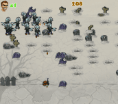 Hra - Zombie Invaders 2