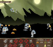 Hra - Heroestick War