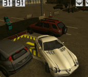 Hra - 3D Parking Mall Madness 2