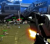 Hra - Zombie Battlefield