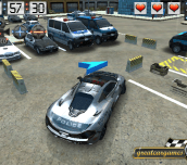 Hra - Skill 3D Parking Police Station